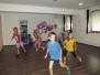 Gyerek táncos aerobic